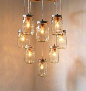 cascata-di-lampadine